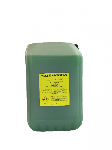 Wash and Wax (25L)